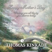 Thomas Kinkade Mother's Day eCards by Hallmark