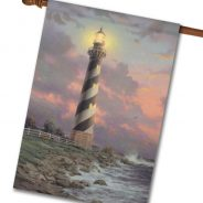 Cape Hatteras Light House Flag From Flagology