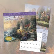 Thomas Kinkade Studios 2020 Collectors Edition Calendar