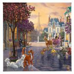"Aristocats - 14"" x 14""  - Gallery Wrap Canvas"