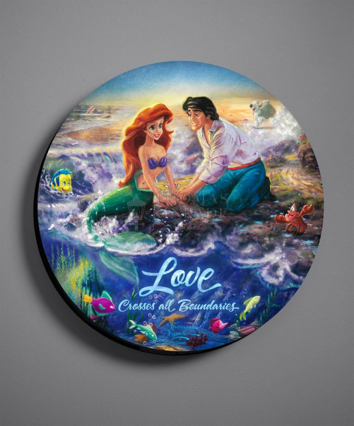 The Little Mermaid – Wood Sign