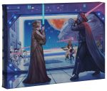 Obi-Wan's Final Battle – 10″ x 14″ – Gallery Wrapped Canvas