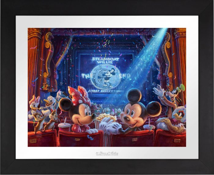 90 Years of Mickey – Limited Edition Paper