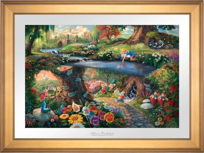 Disney Alice in Wonderland – Limited Edition Paper