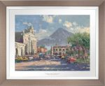 Antigua Sunset, Guatemala – Limited Edition Paper