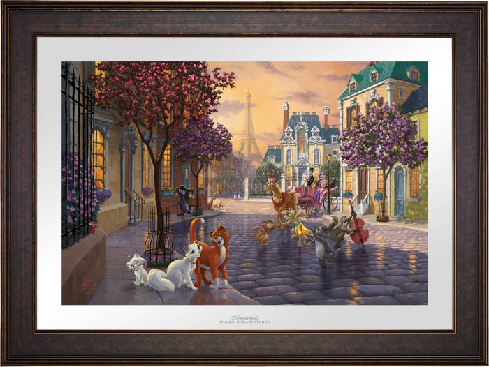 Disney The Aristocats – Limited Edition Paper