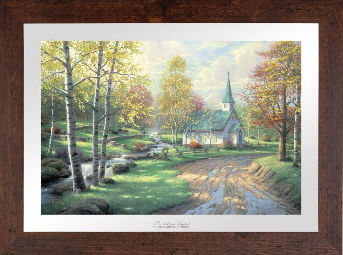 The Aspen Chapel – Limited Edition Paper