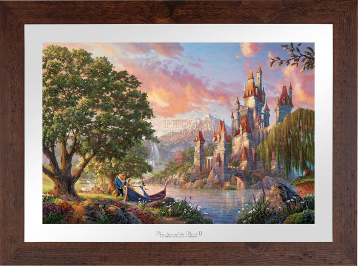 Beauty and the Beast II – Limited Edition Paper