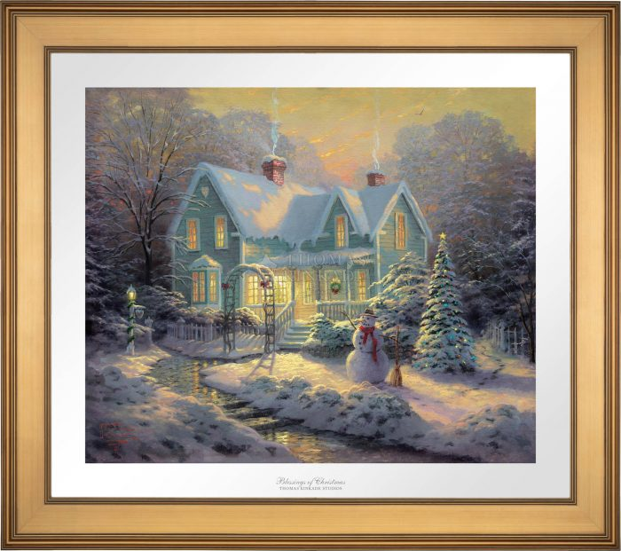 Blessings of Christmas – Limited Edition Paper