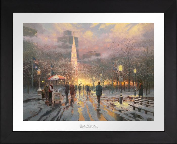 Boston Celebration – Limited Edition Paper