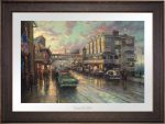 Cannery Row Sunset – Limited Edition Paper
