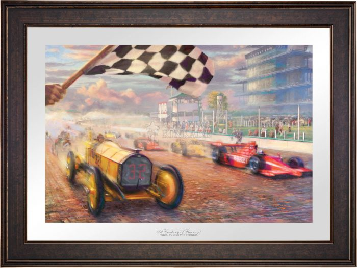 A Century of Racing! The 100th Anniversary Indianapolis 500 Mile® Race – Limited Edition Paper