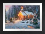 Christmas Chapel I – Limited Edition Paper