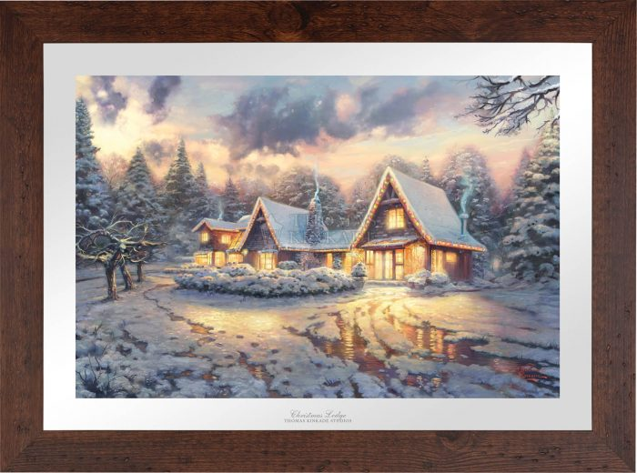 Christmas Lodge – Limited Edition Paper