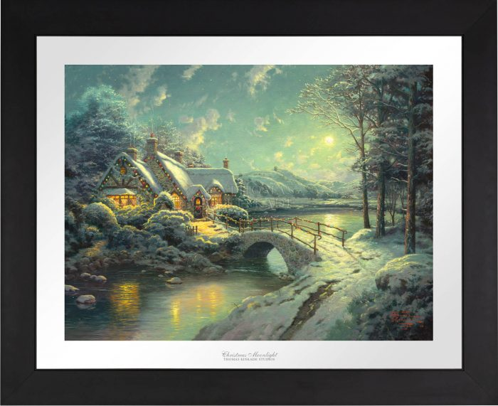 Christmas Moonlight – Limited Edition Paper