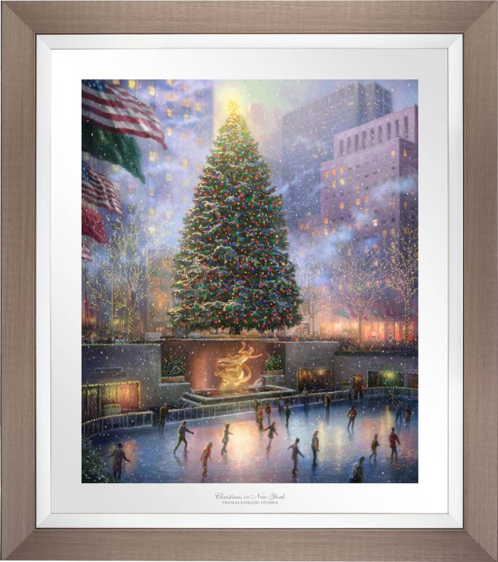Christmas in New York – Limited Edition Paper