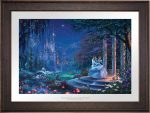 Cinderella Dancing in the Starlight – Limited Edition Paper