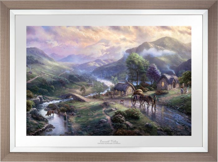 Emerald Valley – Limited Edition Paper