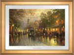 Evening on the Avenue – Limited Edition Paper