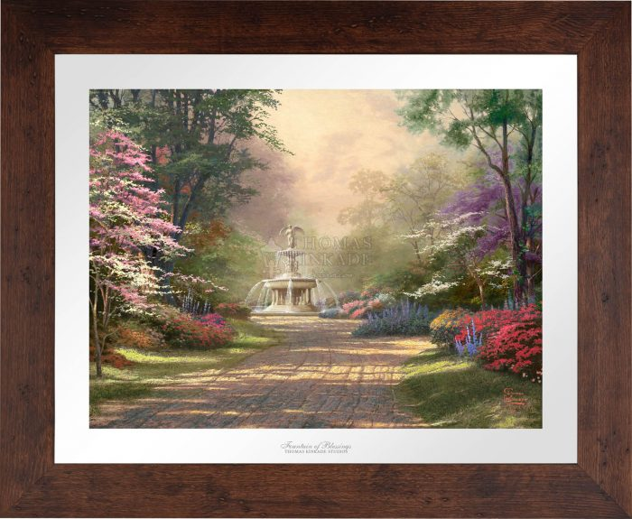 Fountain of Blessings – Limited Edition Paper