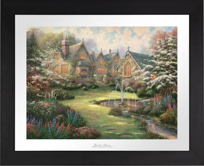 Garden Manor – Limited Edition Paper
