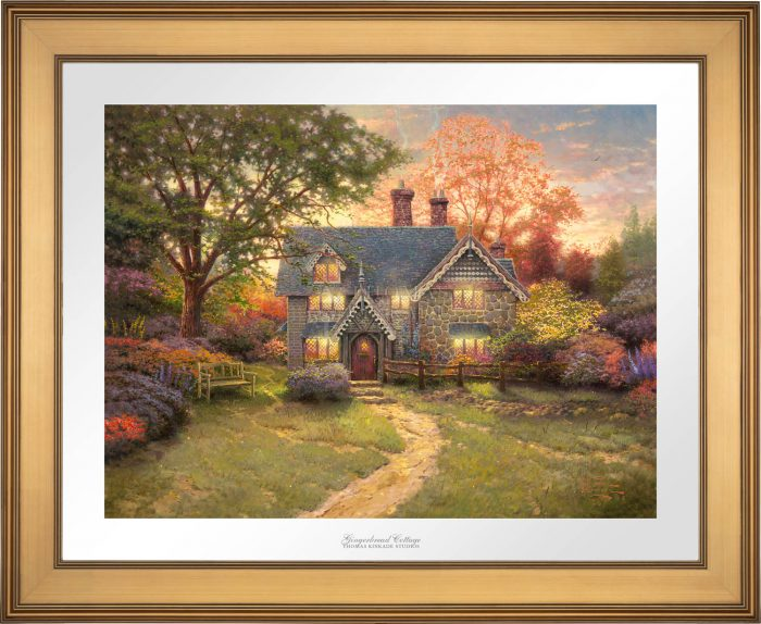 Gingerbread Cottage – Limited Edition Paper