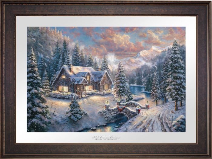 High Country Christmas – Limited Edition Paper