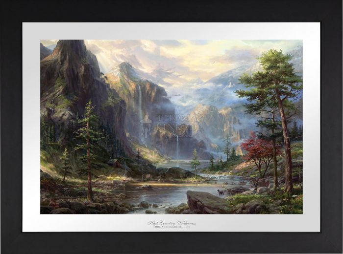 High Country Wilderness – Limited Edition Paper