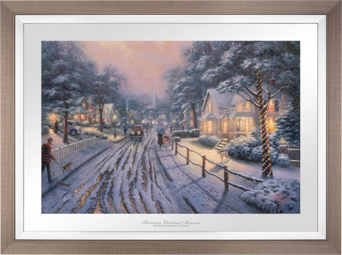 Hometown Christmas Memories – Limited Edition Paper