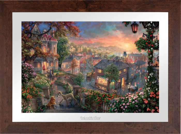 Lady and the Tramp – Limited Edition Paper