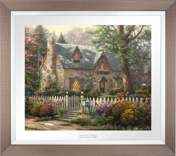 Liberty Lane Cottage – Limited Edition Paper