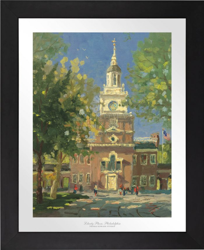 Liberty Plaza, Philadelphia – Limited Edition Paper