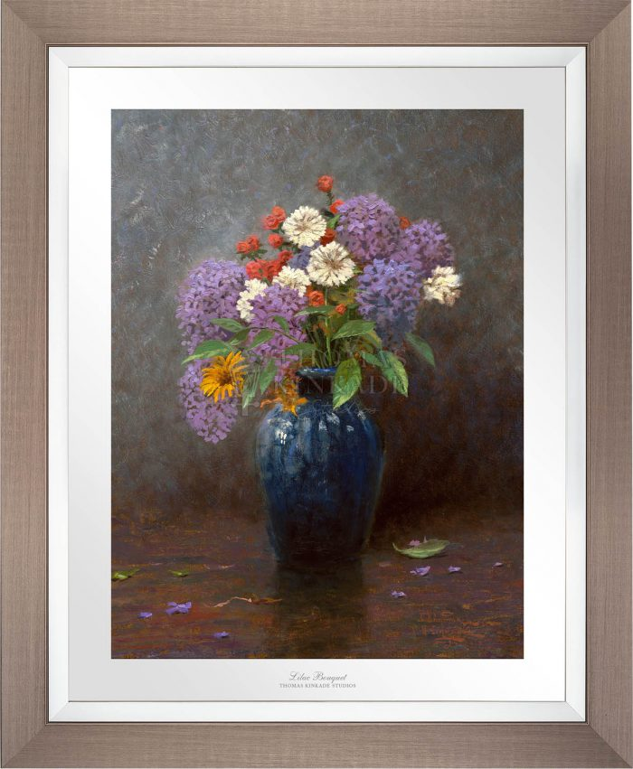 Lilac Bouquet – Limited Edition Paper