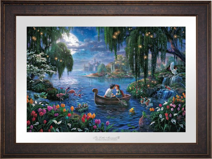 The Little Mermaid II – Limited Edition Paper