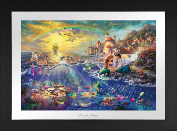 The Little Mermaid – Limited Edition Paper