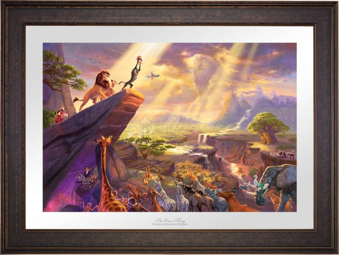 The Lion King – Limited Edition Paper
