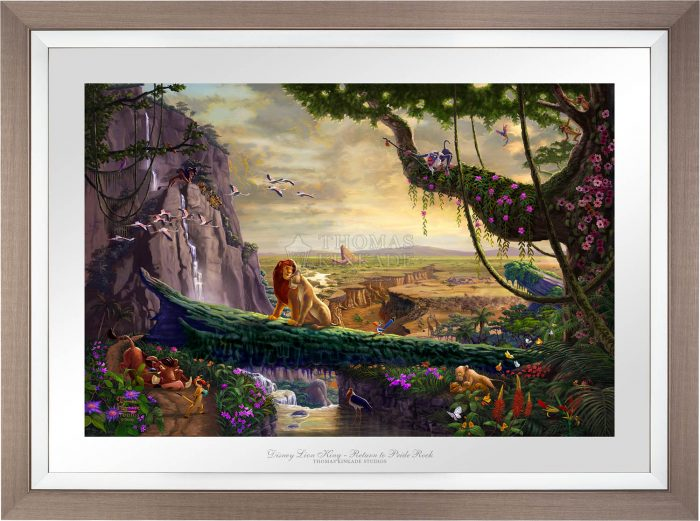 Disney The Lion King – Return to Pride Rock – Limited Edition Paper