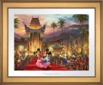 Mickey and Minnie in Hollywood – Limited Edition Paper