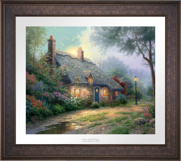 Moonlight Cottage – Limited Edition Paper