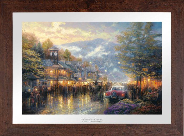 Mountain Memories – Limited Edition Paper