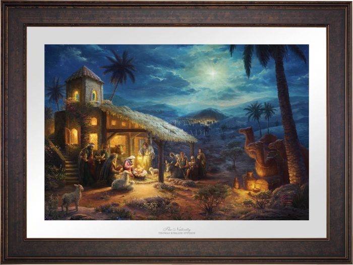 The Nativity – Limited Edition Paper