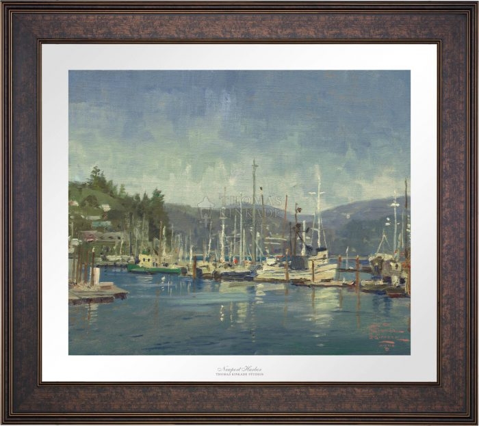 Newport Harbor – Limited Edition Paper