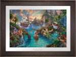 Peter Pan's Never Land – Limited Edition Paper