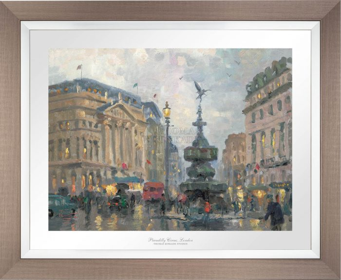 Piccadilly Circus, London – Limited Edition Paper