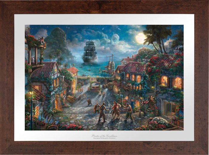 Pirates of the Caribbean – Limited Edition Paper