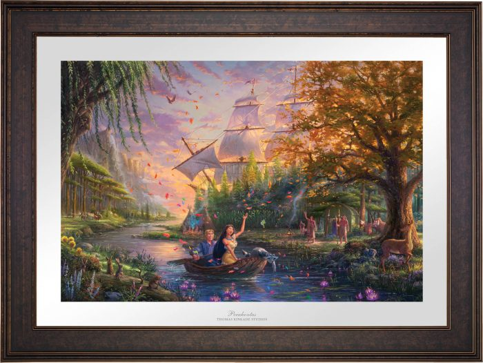 Pocahontas – Limited Edition Paper