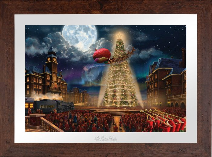 The Polar Express – Limited Edition Paper