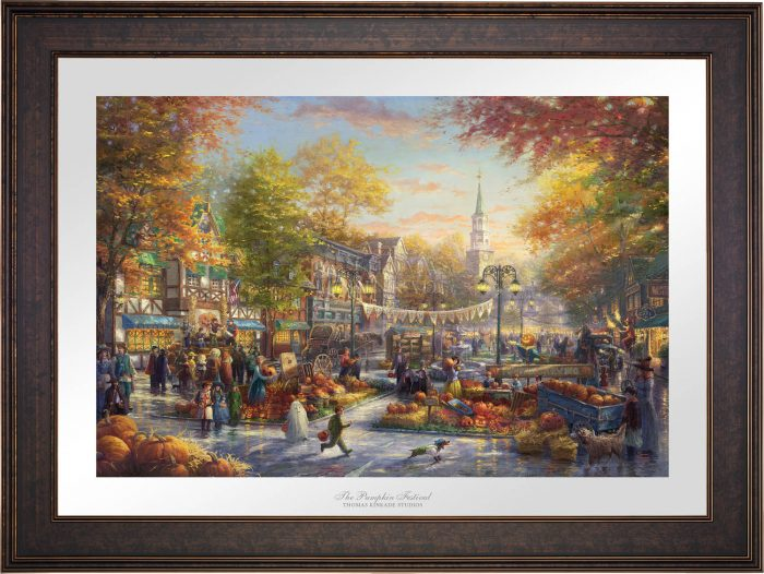 The Pumpkin Festival – Limited Edition Paper