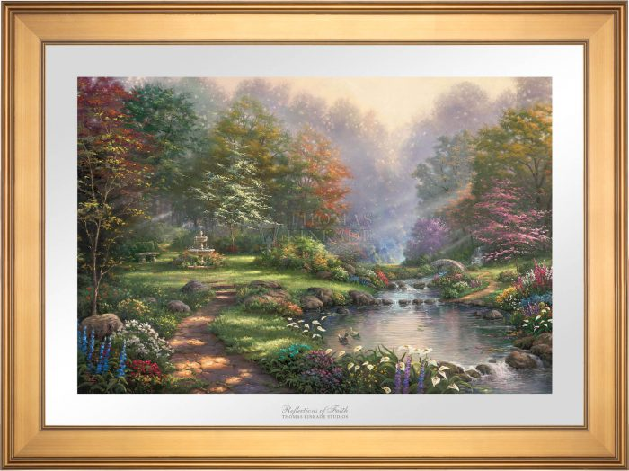 Reflections of Faith – Limited Edition Paper