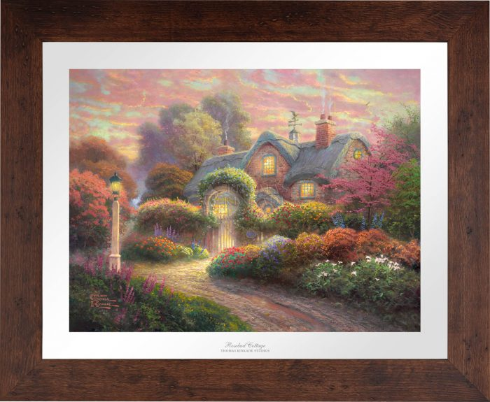 Rosebud Cottage – Limited Edition Paper